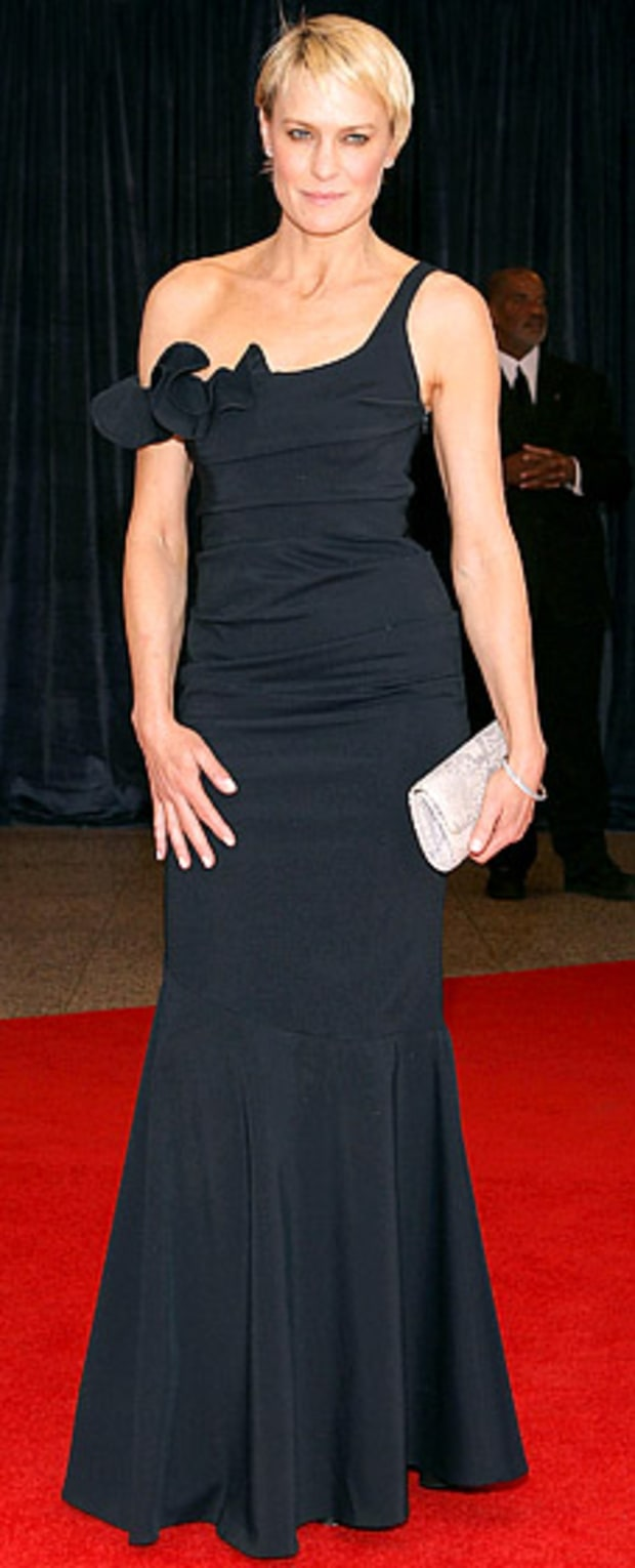 Robin Wright: The White House Correspondents' Dinner 2013