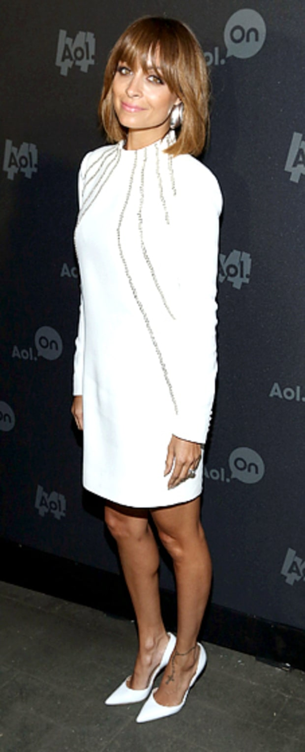 Nicole Richie: AOL 2013 Digital Content Newfront