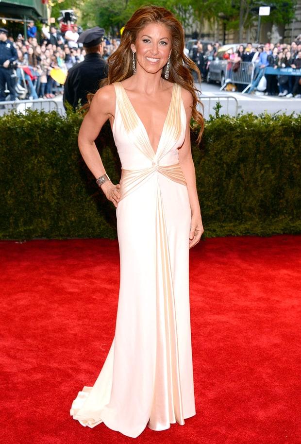 Dylan Lauren   Met Gala 2013: Celebrity Costume Ball Red ... Victoria Beckham Target