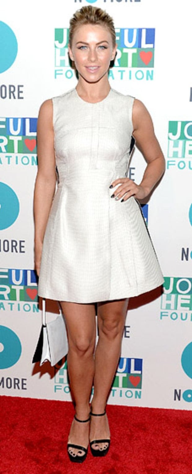Julianne Hough: 2013 Joyful Heart Foundation Gala