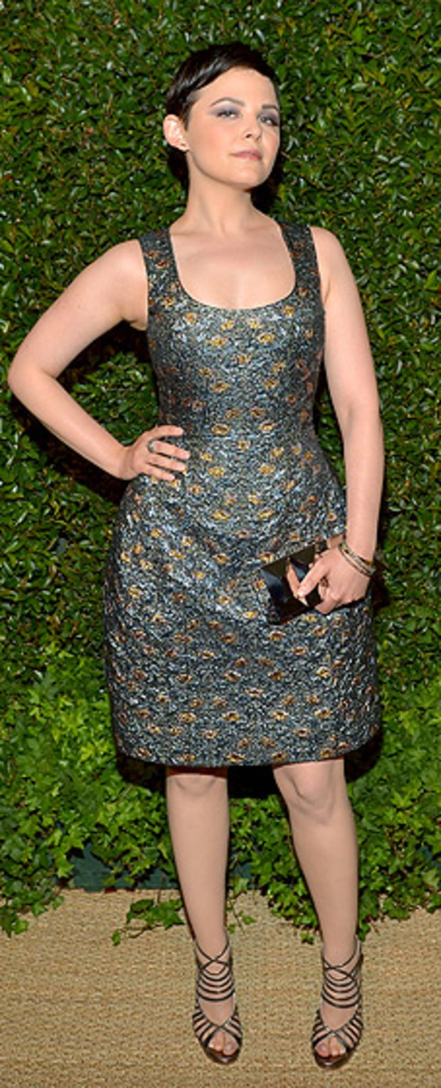 Ginnifer Goodwin: Vogue and Mac Cosmetics Dinner Party in Honor of Prabal Gurung