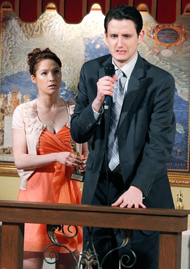 Erin Hannon and Gabe Lewis