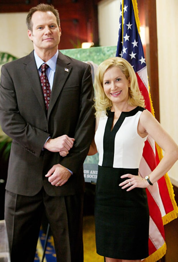Robert Lipton and Angela Martin