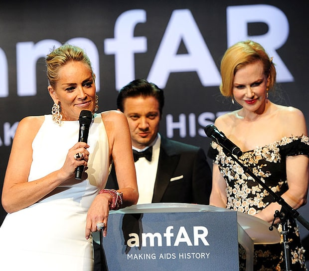 Cannes Charity Trio