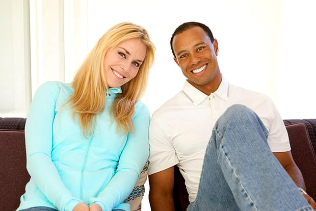 Tiger Woods and Lindsey Vonn's Romance