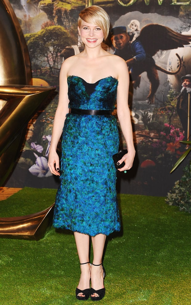 Oz: The Great and Powerful London Premiere