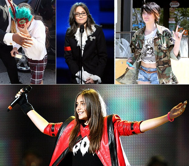 Paris Jackson Through the Years