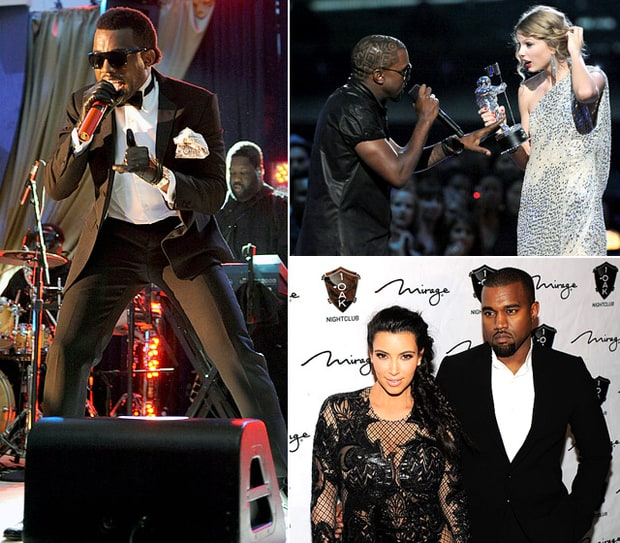 Kanye West's Most Outrageous Moments