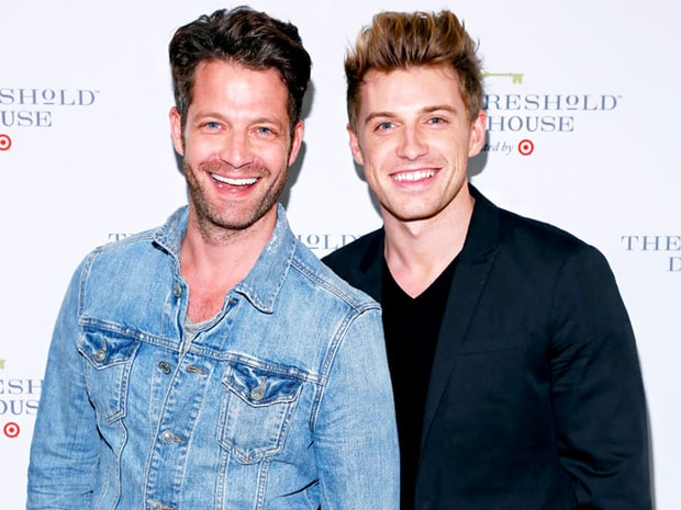 nate berkus and jeremiah brent hollywood 39 s gay power. Black Bedroom Furniture Sets. Home Design Ideas