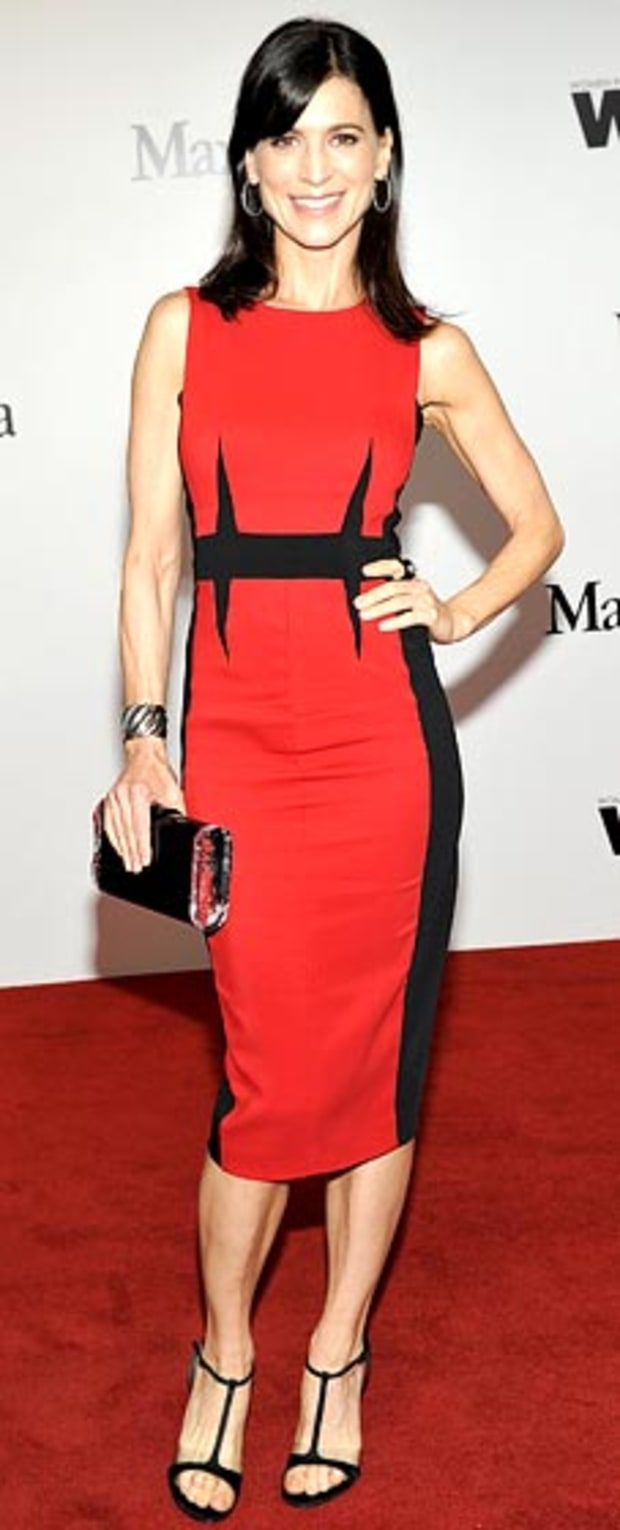 Perrey Reeves: The Max Mara and W Magazine Cocktail Party to Honor the Women In Film Max Mara Face of the Future Awards
