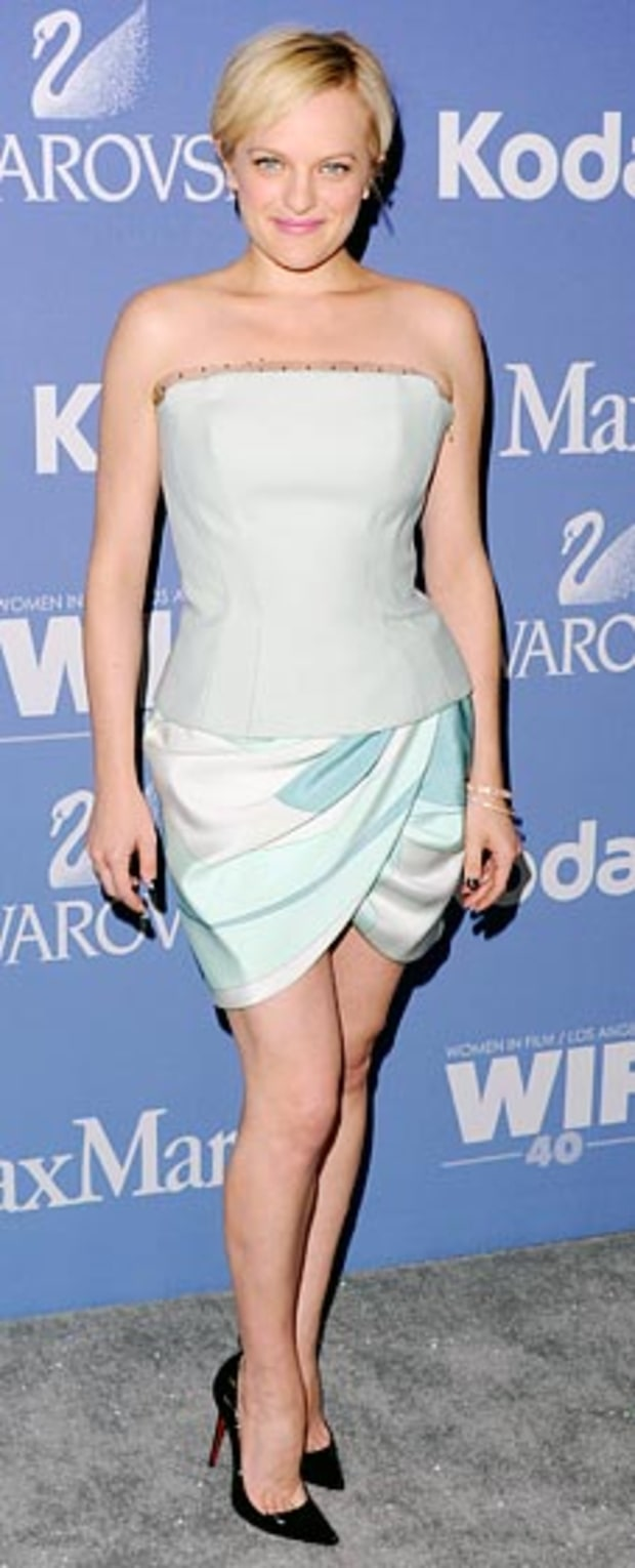 Elisabeth Moss: Women in Film's 2013 Crystal + Lucy Awards