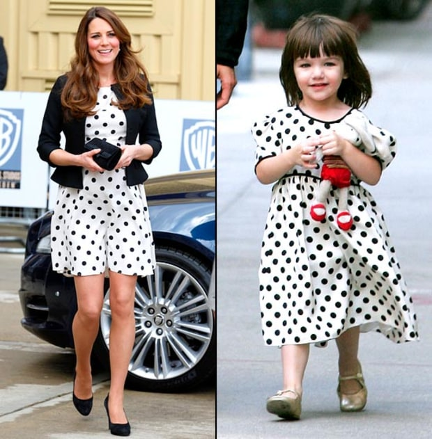 Polka-Dot Princesses