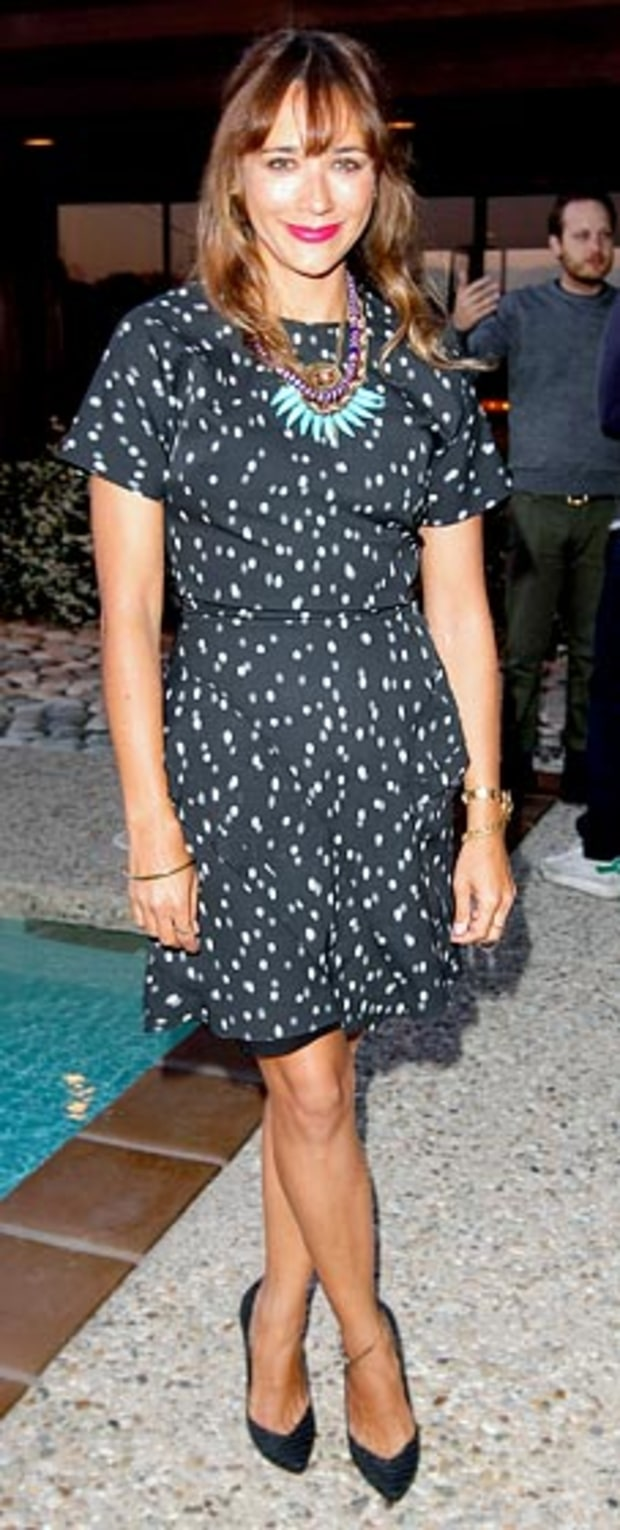 Rashida Jones: Barneys New York Hosts Dinner for Proenza Schouler