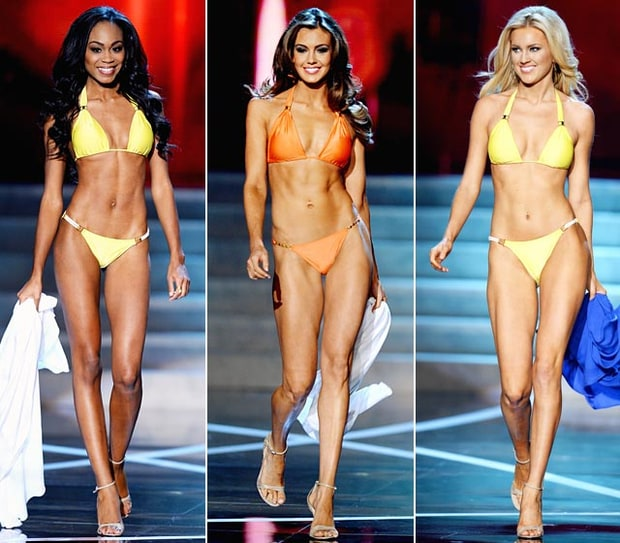 Miss USA 2013 Bikini Bodies