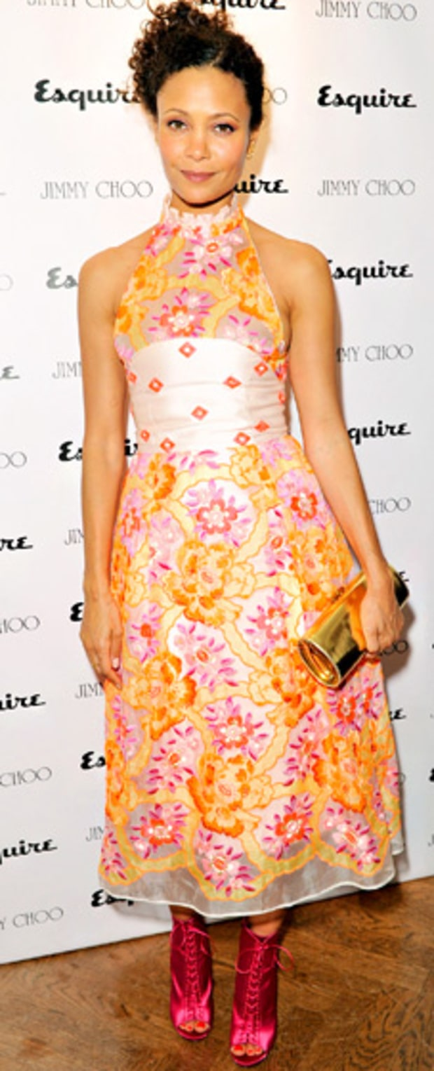 Thandie Newton: Jimmy Choo & Esquire London Collections Men Opening Night Party
