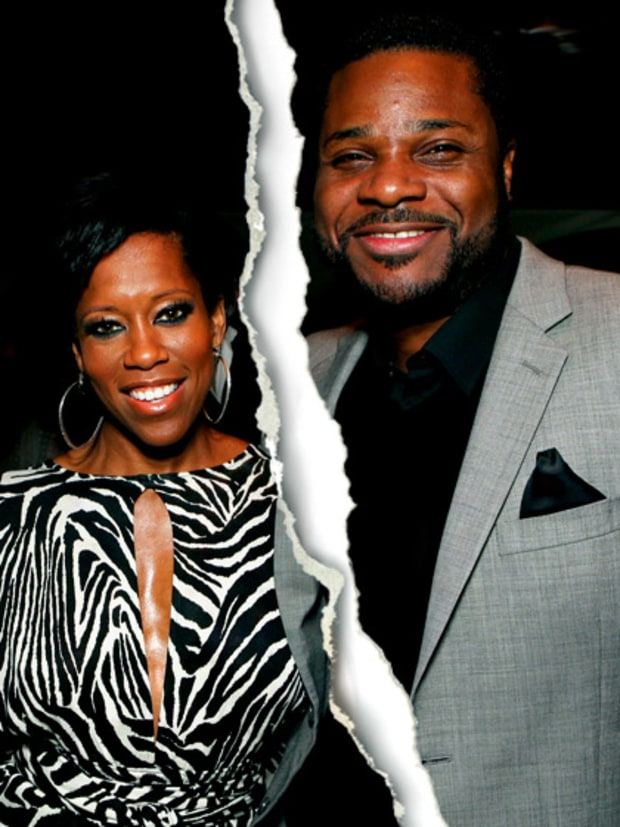 Malcolm-Jamal Warner and Regina King