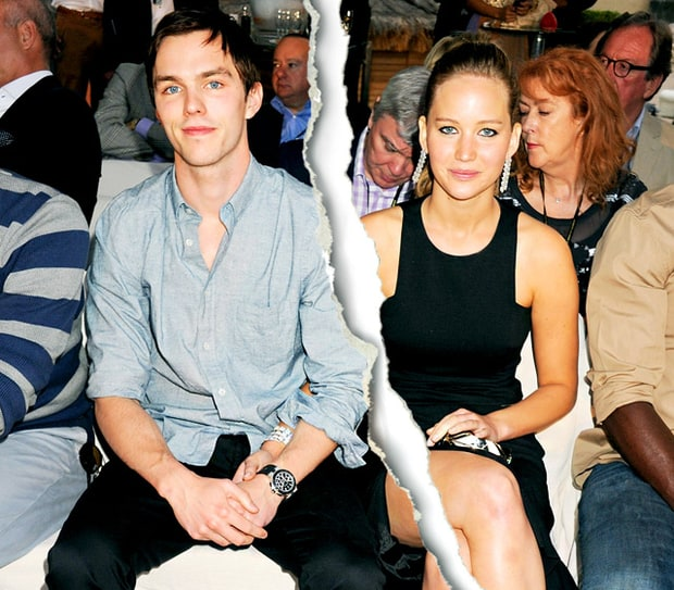 jennifer lawrence and nicholas hoult 2013s biggest