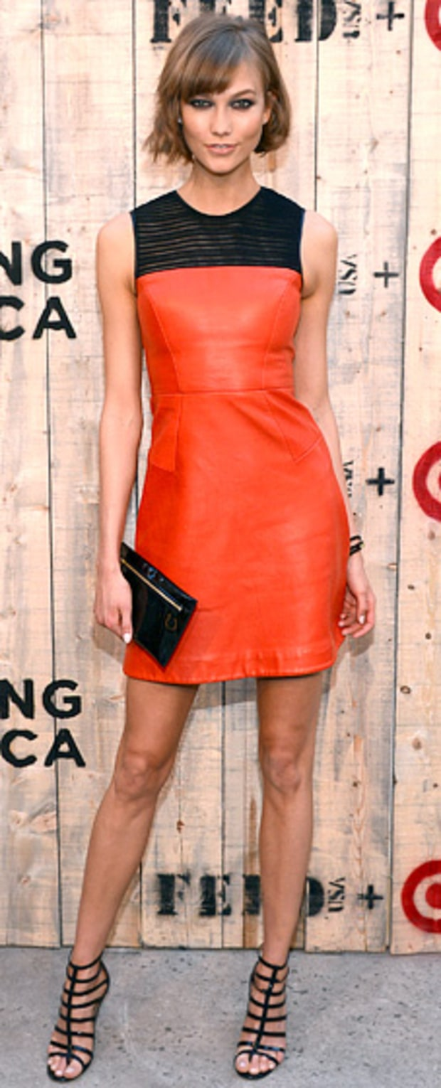 Karlie Kloss: FEED USA and Target Launch Event