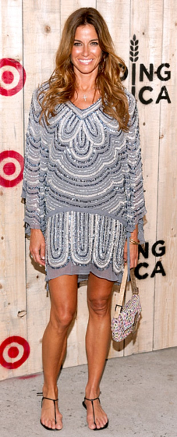 Kelly Bensimon: FEED USA and Target Launch Event