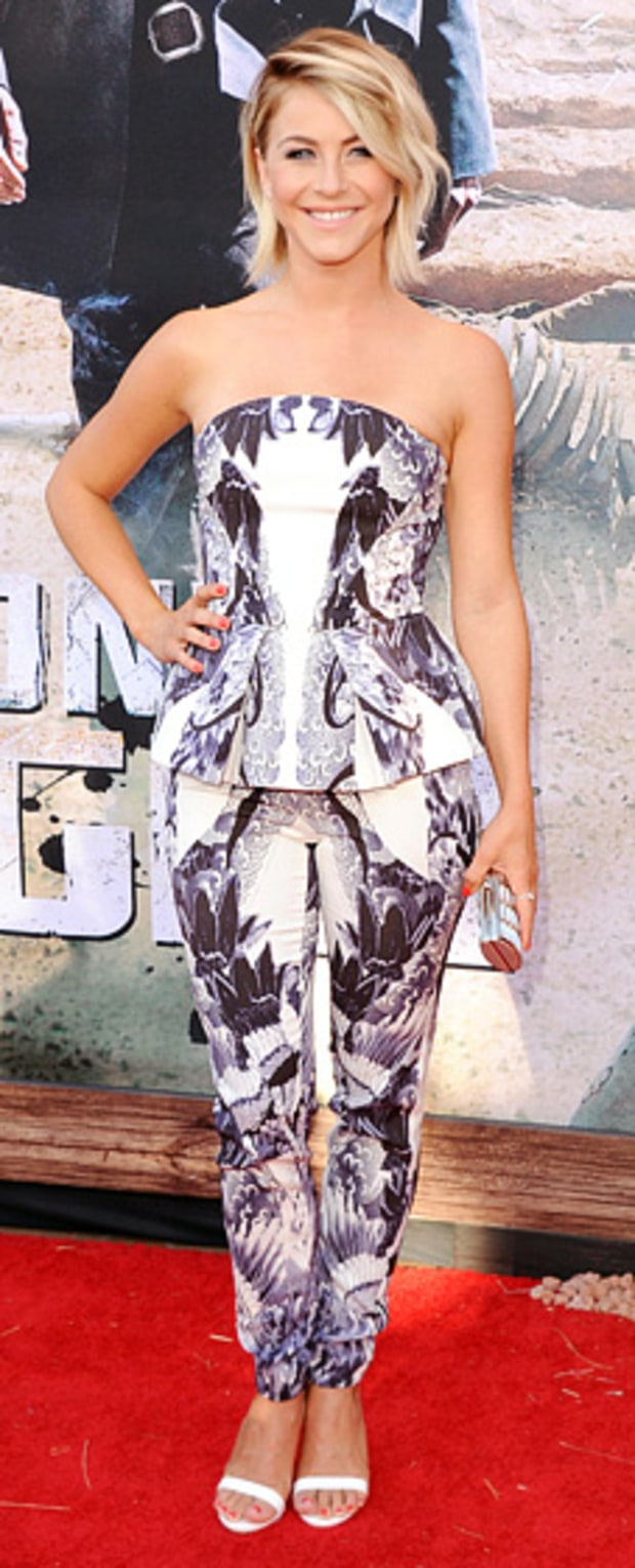 Julianne Hough: The Lone Ranger Premiere