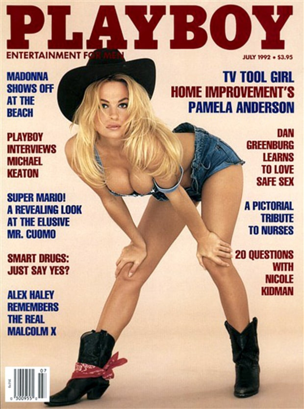 July 1992 Playboy Cover