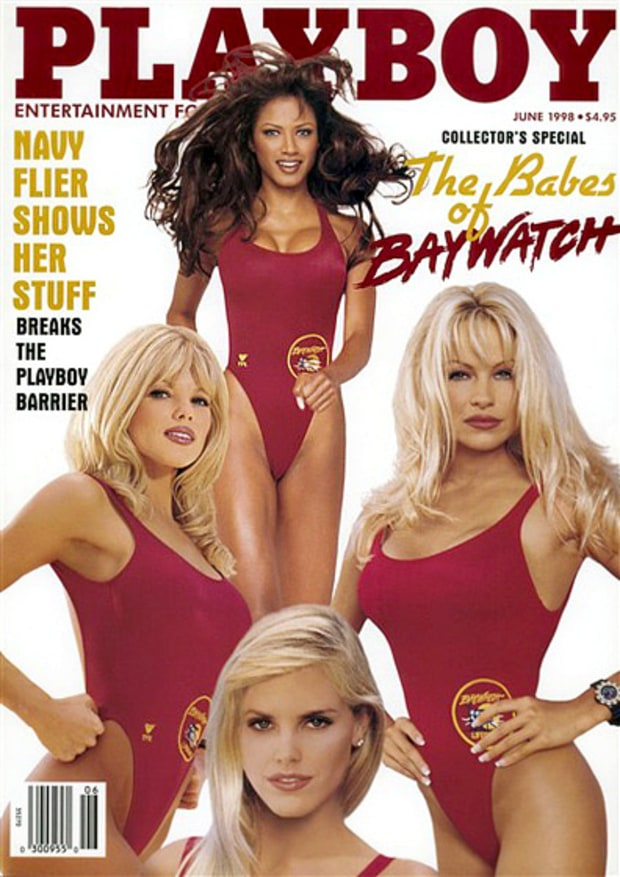 June 1998 Playboy Cover