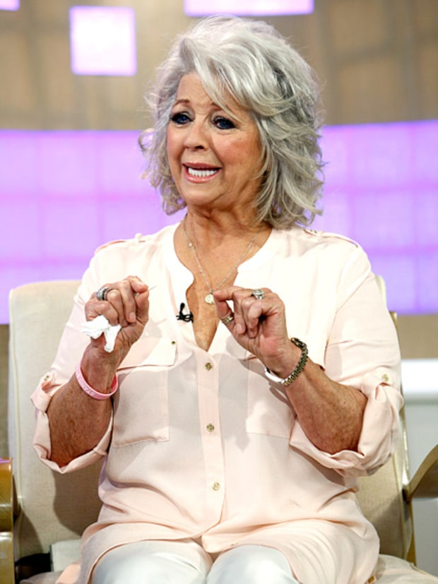 Paula Deen Breaks Down in Tears, 2013