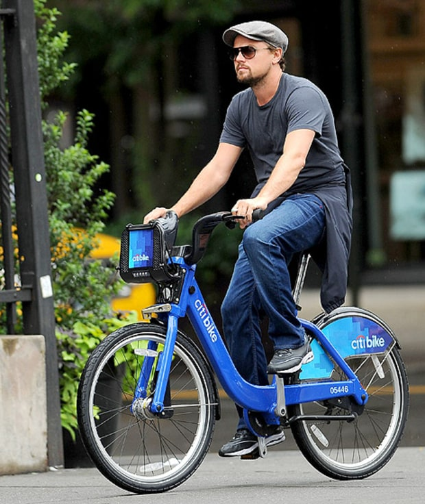 Leo CitiBikes It