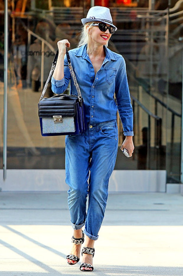 A Diva in Denim