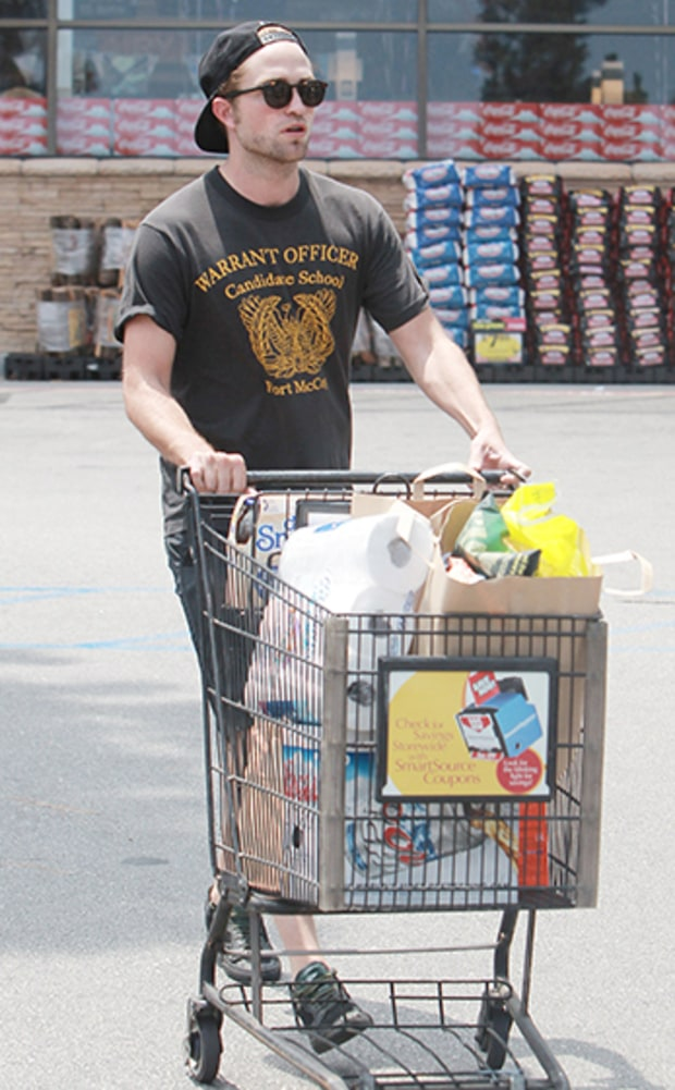 Rob Stocks Up