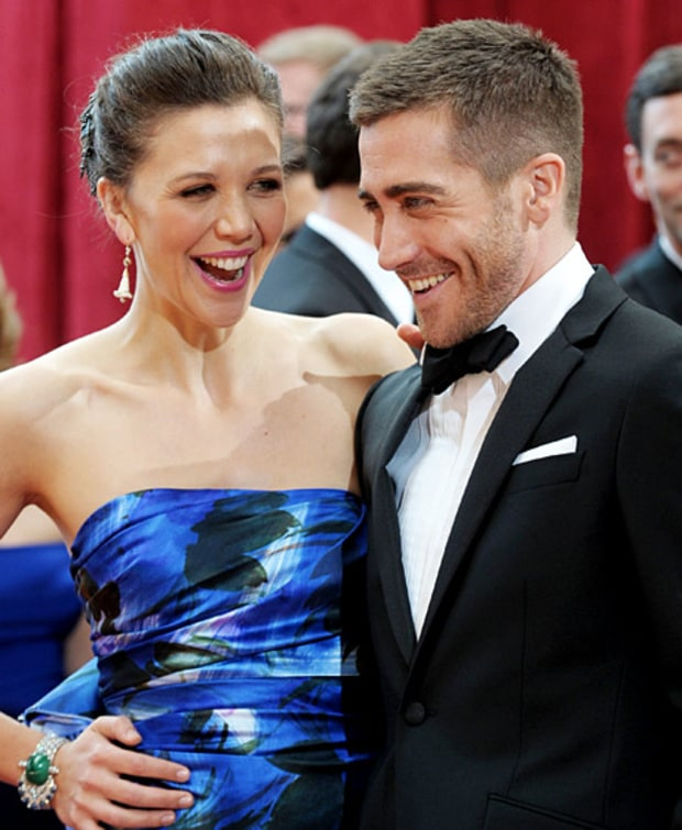 Jake and Maggie Gyllenhaal | Celebrity Siblings | Us Weekly