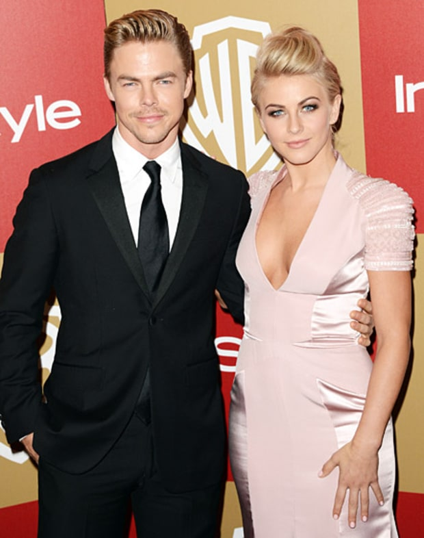 julianne hough and apolo anton ohno dating after divorce