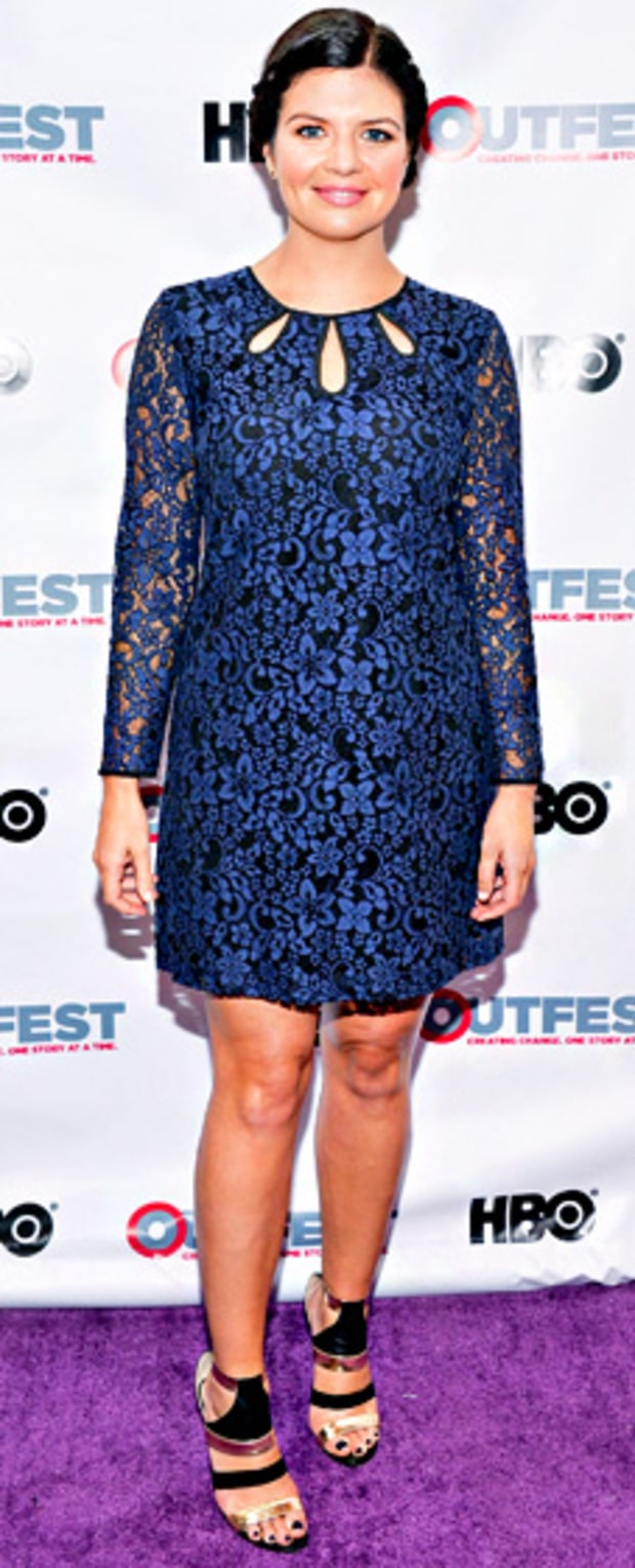 Casey Wilson: 2013 Outfest Opening Night Gala of