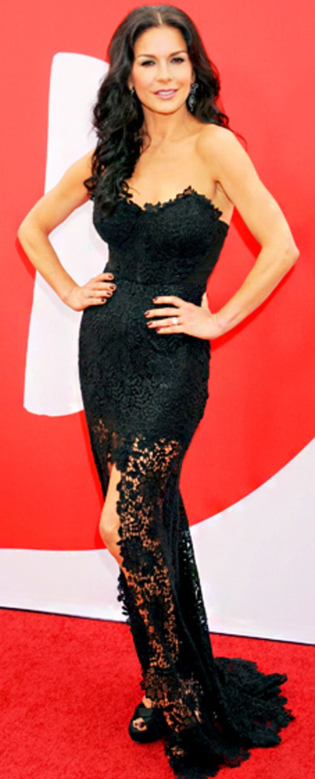 Catherine Zeta Jones: Red 2 Premiere