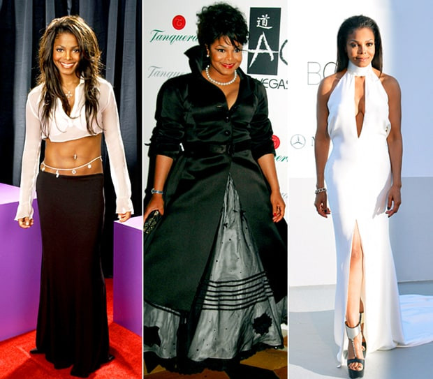 Oprah At Her Heaviest Image Gallery janet ja...