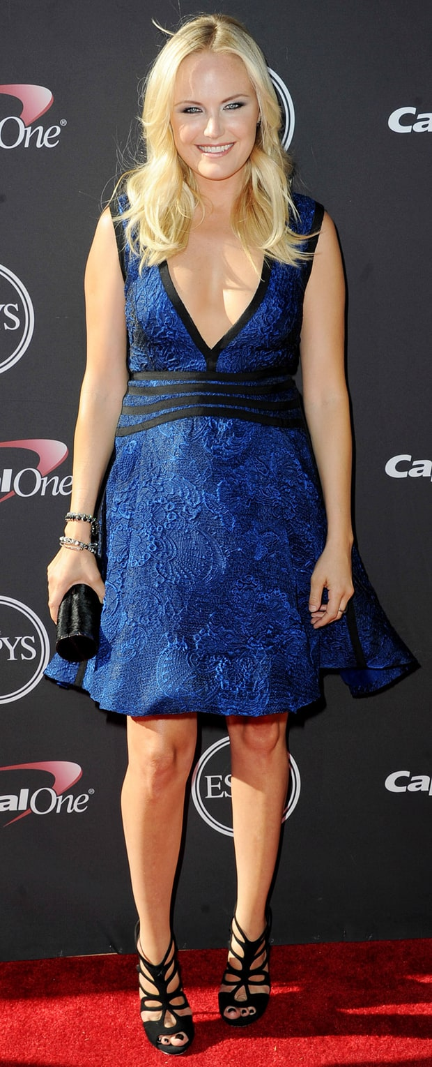 Malin Akerman: 2013 Espy Awards
