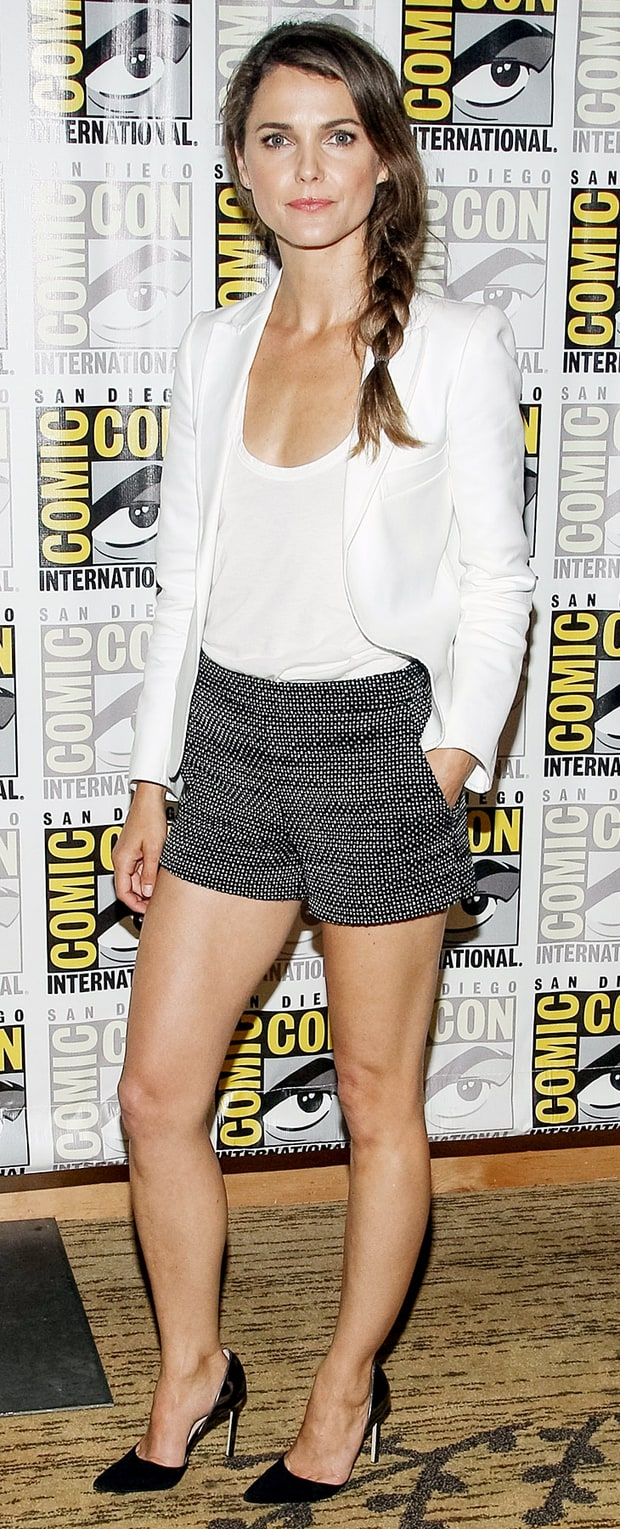 Keri Russell:  Dawn of the Planet of the apes: Comic-Con International 2013