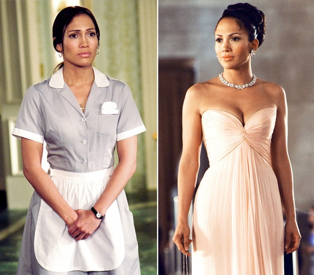 Jennifer Lopez in Maid in Manhattan