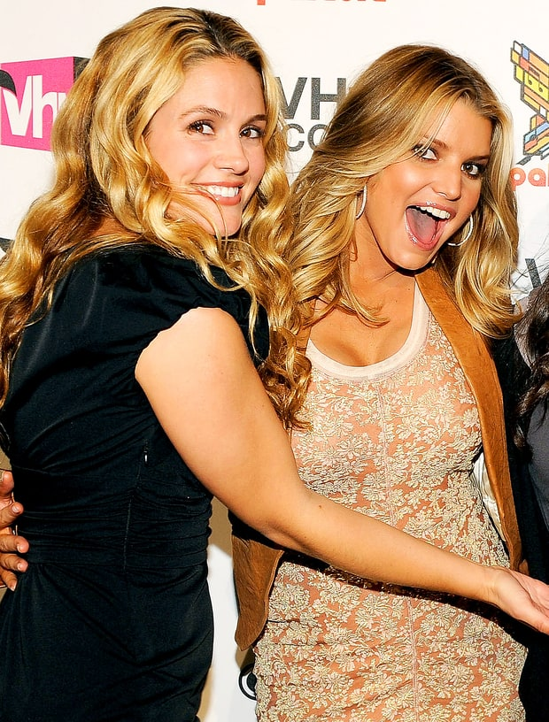 One Last Hoorah   Jessica Simpson and CaCee Cobb: Best Friends Forever ...