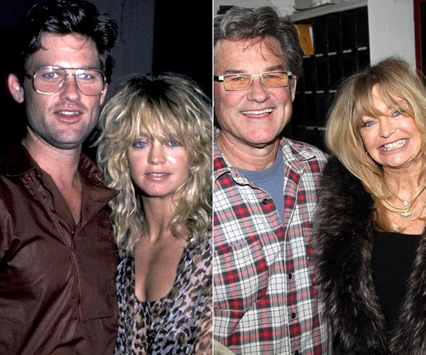 Kennenlernen goldie hawn and kurt russell