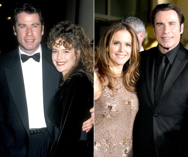 Kelly Preston and John Travolta - 63.3KB
