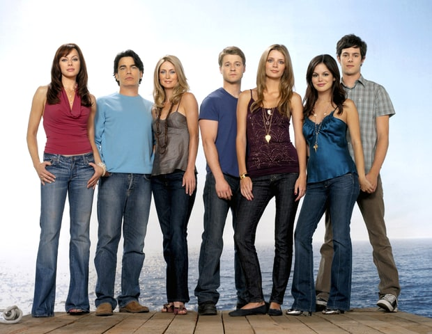 The O.C. Cast: Then and Now