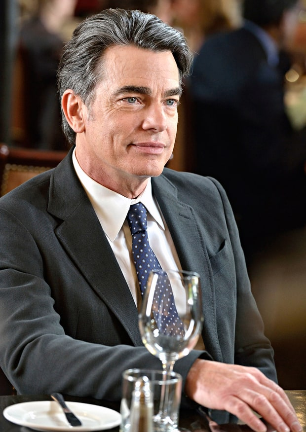 Peter Gallagher: Now | The O.C. Cast: Then and Now | Us Weekly