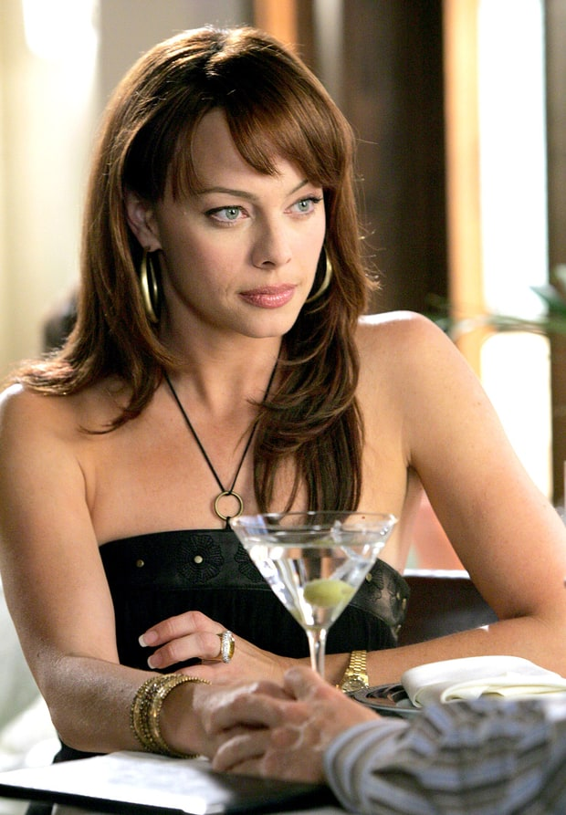Melinda clarke then the o c cast then and now us weekly for Melinda clarke