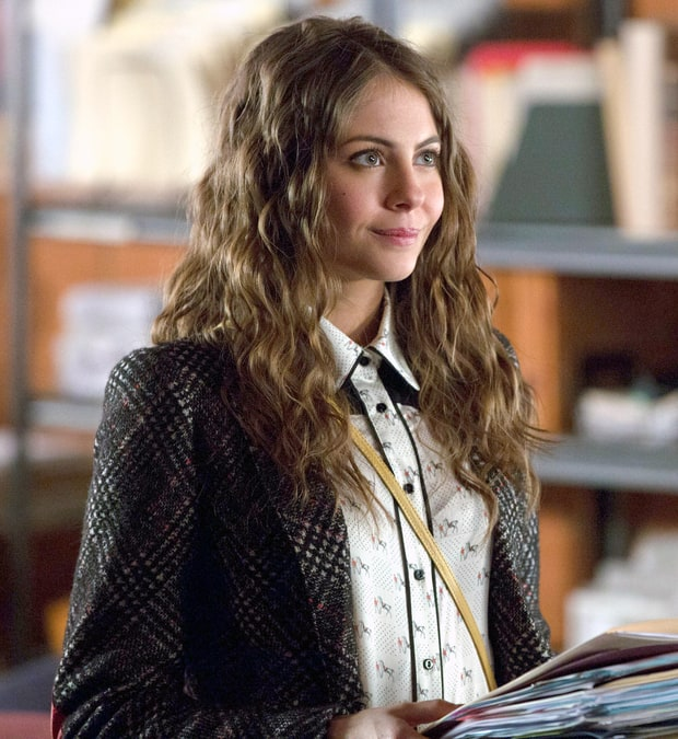 Willa Holland: Now