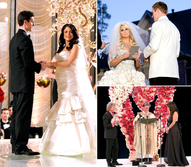 Real Housewives Weddings