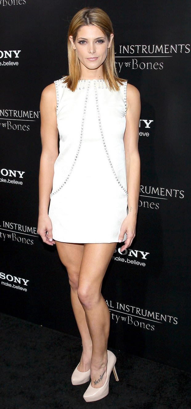 Ashley Greene: The Mortal Instruments: CIty of Bones Premiere