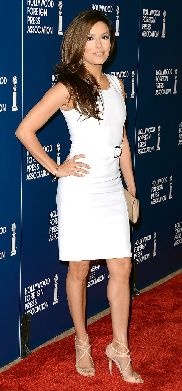 Eva Longoria: Hollywood Foreign Press Association's 2013 Installation Luncheon