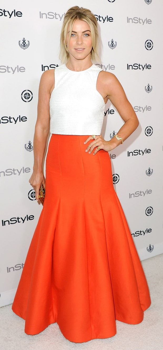 Julianne Hough: 2013 InStyle Summer Soiree