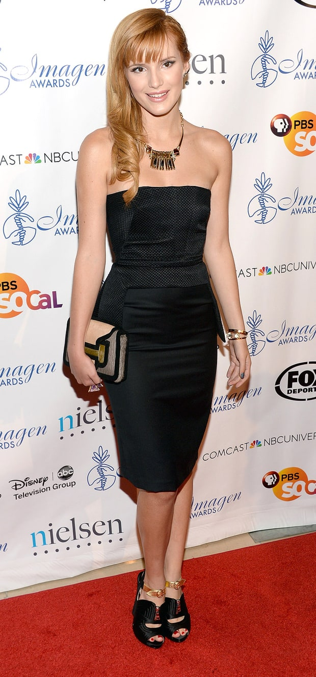 Bella Thorne: 28th Annual Imagen Awards